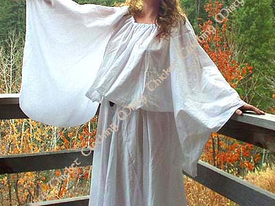 Beautifully Hand Crafted Celtic, Medieval, and Renaissance Chemises, Shifts, Smocks, Blouses, Nightshirts, Nightgowns, and Undergarments for Women. Your one stop shop for Celtic Clothing!!!