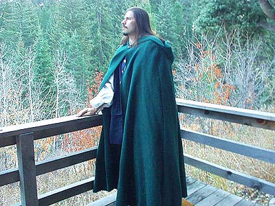 Gorgeous, Durable, Functional, and Hand Crafted Renaissance Winter Cloaks and Capes for Women at Misty Thicket Clothing!!!