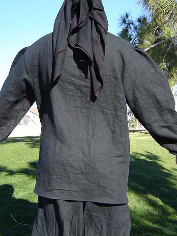 The ideal shirt for the rogue, renegade, outlaw, artisan, merchant, noble, or sell sword of the high middle ages and renaissance!
