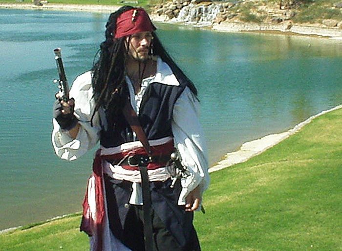 Best Pirating Garb to Wash Ashore This Side o' Tortugas! Get Yer Fine Sea Clothes Right Here!